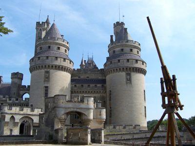 le chateau de pierrefonds - Chateau De Pierrefonds Mariage